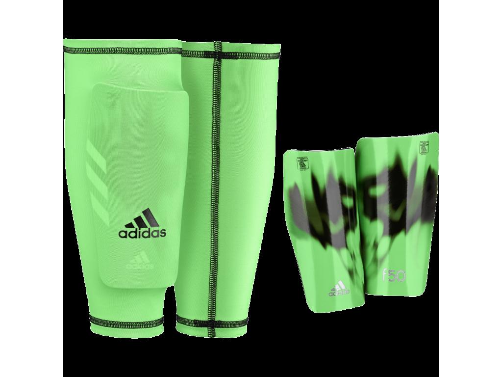 Fotbalové chrániče adidas F50 Pro Lite
