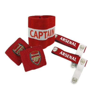 Set příslušenství Arsenal FC