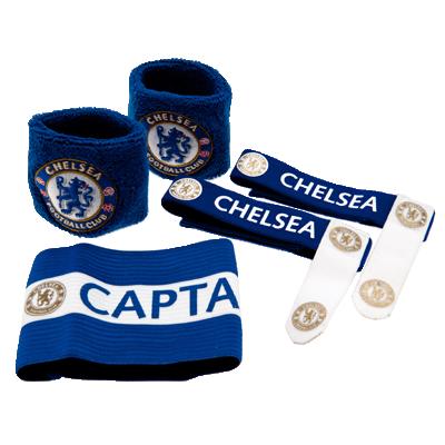 Set příslušenství Chelsea FC