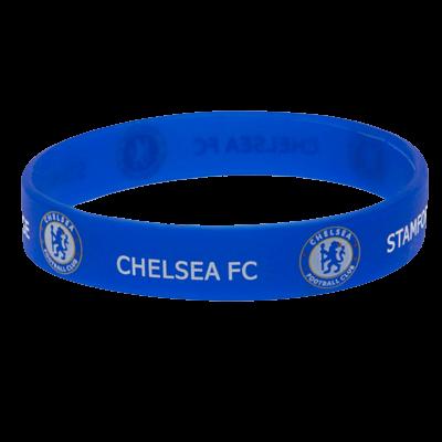 Silikonový náramek Chelsea FC