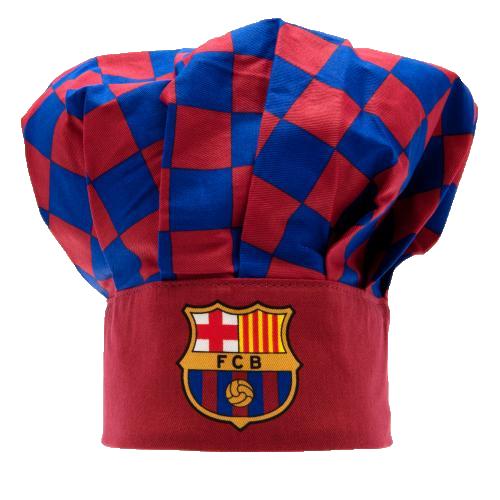Kuchařská čepice FC Barcelona