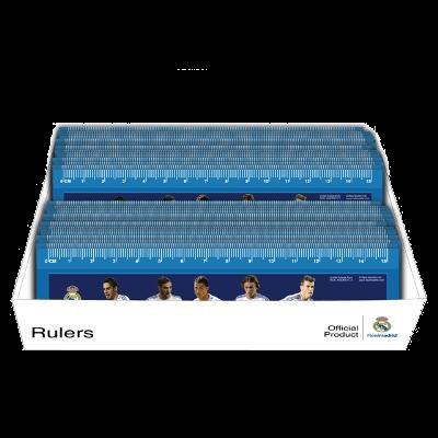 Pravítko Real Madrid FC 15cm