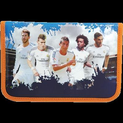Penál s chlopní Real Madrid FC
