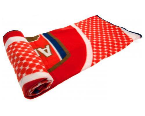 Fleecová deka Arsenal FC