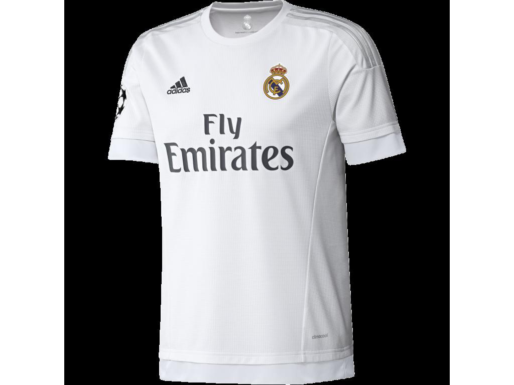 Dres adidas Real Madrid domácí UCL 2015/2016