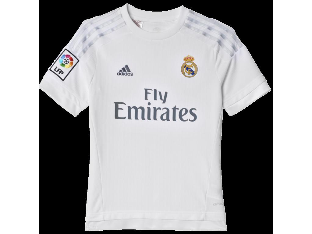 Dětský dres adidas Real Madrid domací 2015/2016