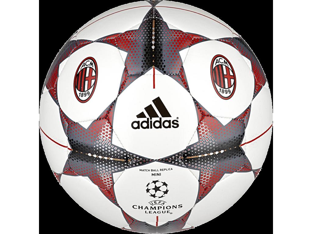 Mini míč adidas Finale 15 AC Milán