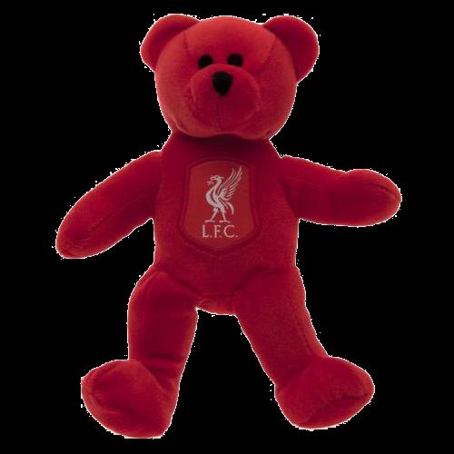 Plyšový medvídek Liverpool FC